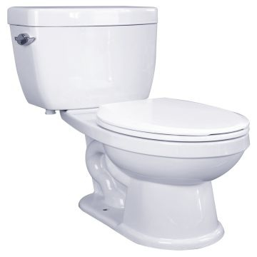 China 2 Piece With Siphonic Spray HET Toilet S Trap Brand