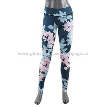 451d1dd34e49ea China Hot Wholesale Exercise Clothing Pants Yoga Tights Custom Fitness  Leggings Women, Leggings Sport Fitn ...
