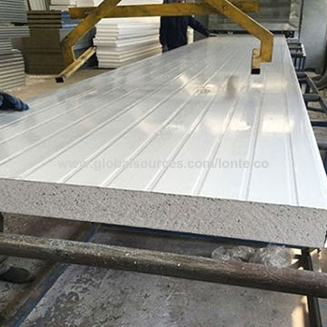 China EPS sandwich panel price/Bulding material for roof