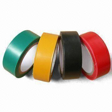 PVC Electrical Insulation Tapes with 0 12 to 0 20mm