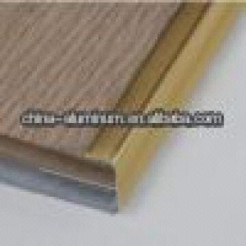 China Aluminium Floor Trim/stair Nosing Trim/carpet Trim Profile