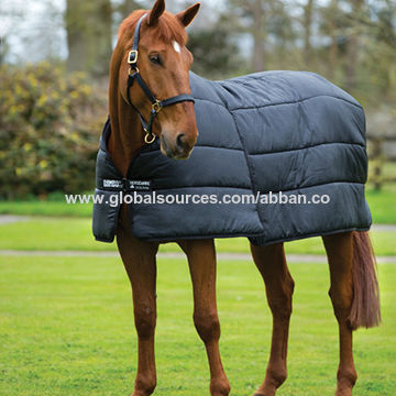 Horse Under Liner Rugs With Neck Water Replant Global