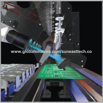Hong Kong SAR Flexible High Speed Chip Shooter