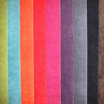 Corduroy Fabric Velve Like China