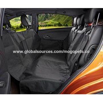 Hong Kong SAR Pet Backseat Cover Waterproof Car Bench Seat