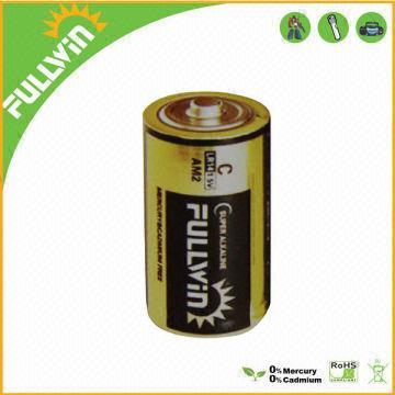 Dry Cell Battery Alkaline Lr14 Am2 C Lr14 Batteries 1 5v Global