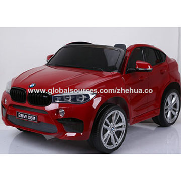 China 2018 New Bmw X6m Licensed Ride On Car Electric Kids Car 2
