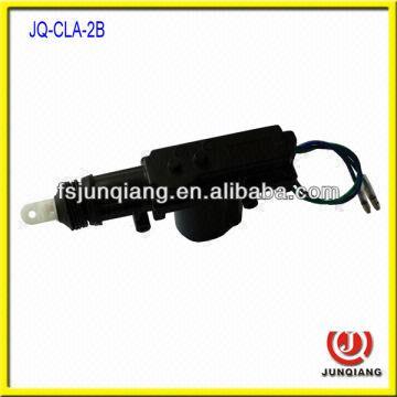 1)Power door lock actuator