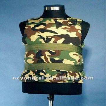 Pe/bulletproof Vest Body Armor Iso and Usa Standard Professional