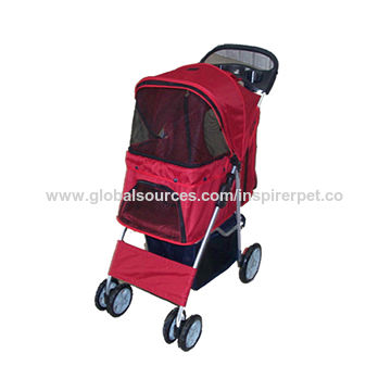Dog Trolley Pet Stroller, 4 Wheels, Wholesale Price | Global Sources