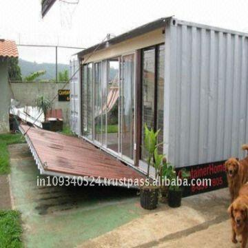 House Made Of Storage Containers Grand Design