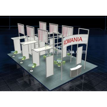 Exhibition Booth Manufacturer China : Exhibition booth trade show display system 1. portable aluminum