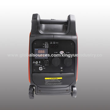 China 2600W Digital Inverter Generators,Special Design 4-Stroke Engine,Lower Noise,Pure Sine Wave,Patented