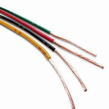 Extra-thin Wall Insulated Automotive Cable with 90°C Temperature ...