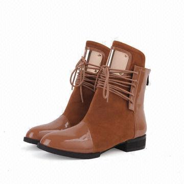 ... China 2013 Women Shoes China Wholesale Cheap Leather Women Dress Winter  Shoe 45a45cf40