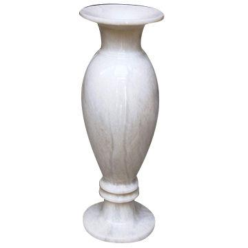 India Stone Flower Vase From Moradabad Manufacturer Binny Exports