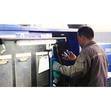 China Customized Plastic Injection Molding Product from