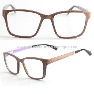 China Wooden Eyeglasses from Wenzhou Wholesaler: Wenzhou Guan\'s ...
