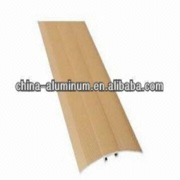 ... China Decorative Aluminium Trim/stair Nosing Trim/carpet Trim Profile  6063t5