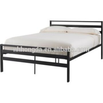 Contemporary Metal Bed Frame Queen Minimalist