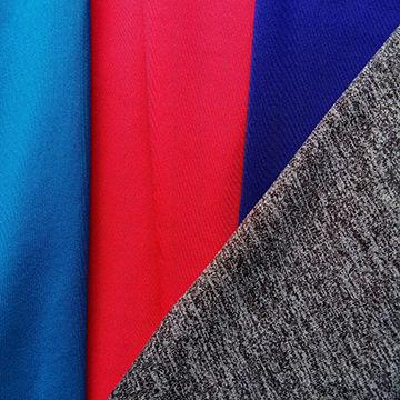 e2a9827c616 China Polyester Elastane Knitted Fabric, Single Jersey, Interlock for  Sportswear, Underwear, Fashion