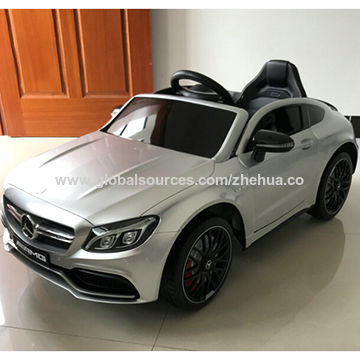 China Mercedes Benz C63 Licensed Kids Toy Car Battery Operated Ride On Toys