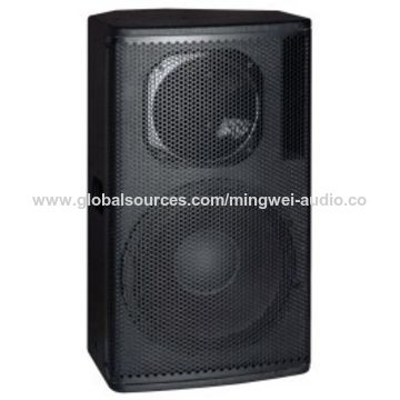 """China 2017 Double 18""""/Big Power/Professional Passive Stage Speakers"""