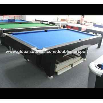 China Pool Table From Guangzhou Manufacturer Huizhou Double Star - Adjustable pool table