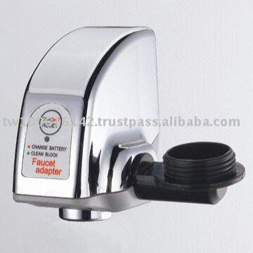 Infrared tap sensor ABS chrome plated Auto Spout turn a manual