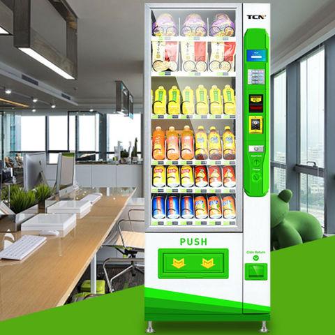 Vending Machine Price >> China Tcn Most Popular Vending Machine For Salesnacks Vending