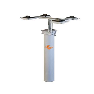 In Ground Car Lift Electric Hydraulic Single Post In Ground Car