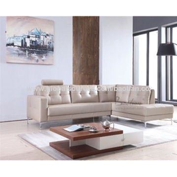 Cheap price leather sectional sofa furniture | Global Sources