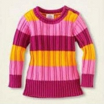 6344837d6 China latest design wool knitted girls Sweater
