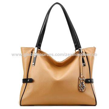 China Best Ing Pu Handbag Tote Bag Designer Handbags