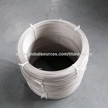 ASTM F67/Grade 1, Grade 2/CP Titanium Wire for Medical Use