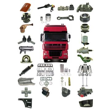 mercedes truck engine parts