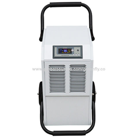 China Industrial dehumidifier, 55L/day, automatic defrosting