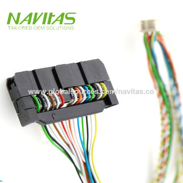 """10 pin to 10 pin female connectors Cable 16/"""" long"""