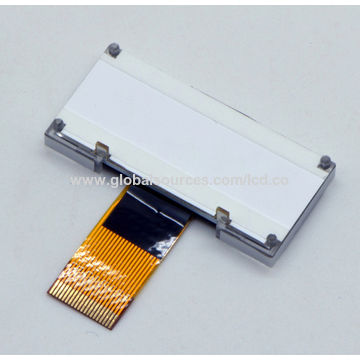 China FPC connection dot matrix LCD module