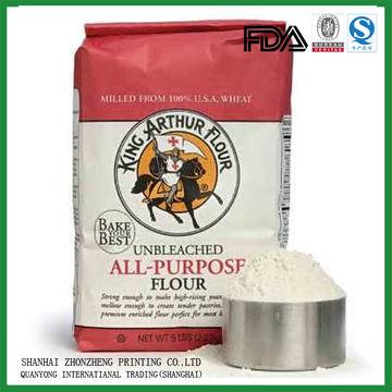 kraft paper bag 1kg & 2kg flour bag for food   Global Sources