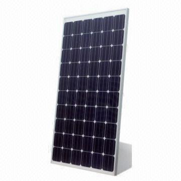 efficiency of solar panels