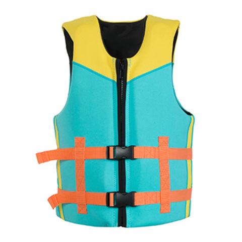 f3139b3902d7f China Professional junior life jacket vest neoprene life jackets on ...
