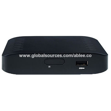 China Fully Compliant DVB-S2 Standard HD Set-top Box for