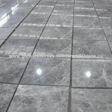 Grey Marble For Wall And Floor Covering, More Than 3,000 Square Meters Inventory   Global Sources