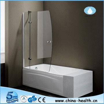 Tempered Glass Bathtub Door Bath Screen Hinge Door Global Sources