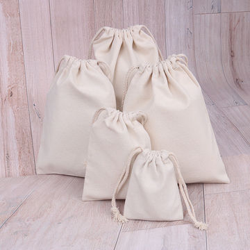 19e1867ce ... China OEM Custom Promotional Small Cotton Drawstring Bag,shoe bags ...