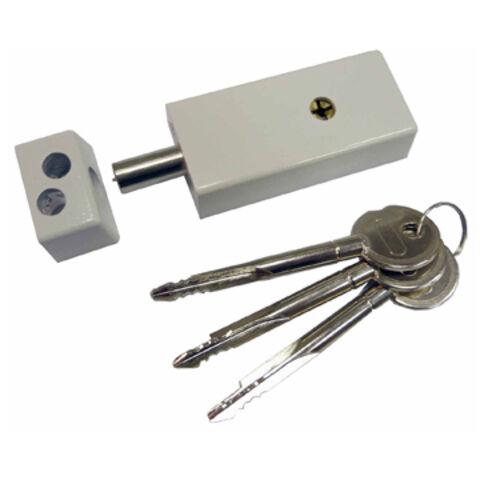 Taiwan Cross Key Door Lock with Zinc Die cast Body OEM Orders are