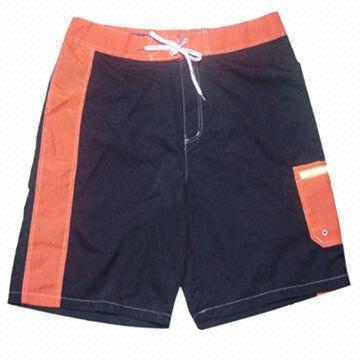 Fashion Men S Summer Beach Wear Shorts Made Of 228t Nylon Taslon
