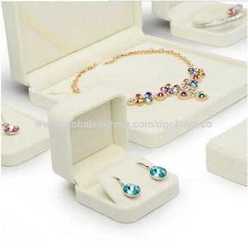 China Custom Logo Earring Bracelet Bangle Necklace Watch Gift Packaging Boxes