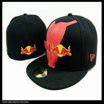 01f7ac872eb United States Red bull hats new fashion black hats